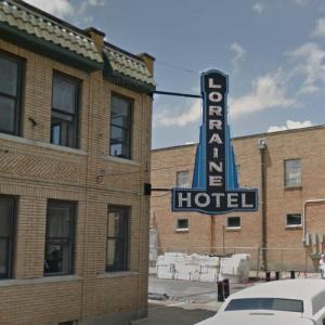 Lorraine Hotel (StreetView)