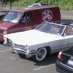 Cadillac DeVille Convertible (1965 - 1970) (StreetView)