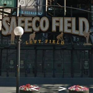Safeco Field (StreetView)