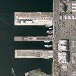 San Diego Cruise Terminal (Google Maps)