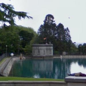 Volunteer Park reservoir (StreetView)