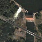 Ahvenkoski rapids (Google Maps)