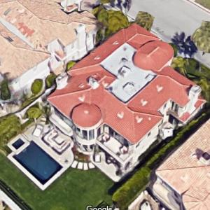 Ray Liotta's House (Google Maps)