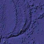 Marianas Trench (Google Maps)