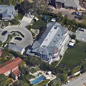 Gregory Milken's House (Google Maps)