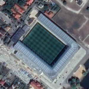 MOL Aréna (Google Maps)