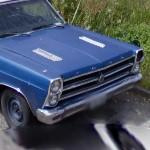 Ford Fairlane GTA (StreetView)