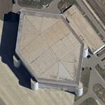 Air Force One Hangar (Google Maps)