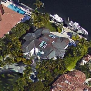 Manny Machado's House (Google Maps)