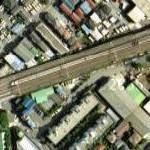 Shinkansen Bullet Train (Google Maps)