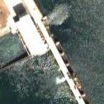 North Korea Dam 2 (Google Maps)
