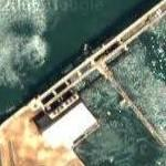North Korea Dam 3 (Google Maps)