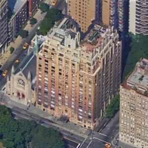 55 Central Park West (Google Maps)