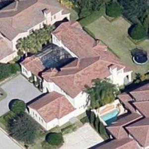 Henrik Stenson's House (Google Maps)