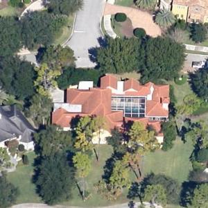 Sergio Garcia S House In Orlando Fl Virtual Globetrotting
