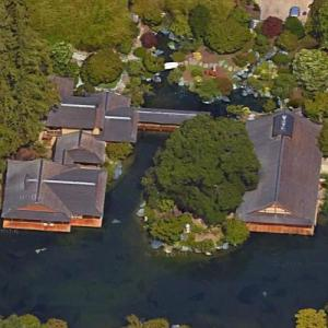 Larry Ellison's estate (Google Maps)