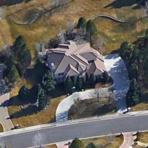 Gary Kubiak's house (former) (Google Maps)
