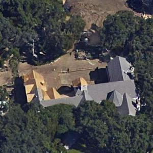 Alyssa Milano's House (Google Maps)