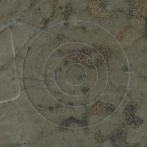 Hobbs AAF Precision Bombing Target (Google Maps)
