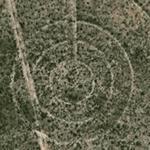 Carlsbad AAF Precision Bombing Target (Google Maps)
