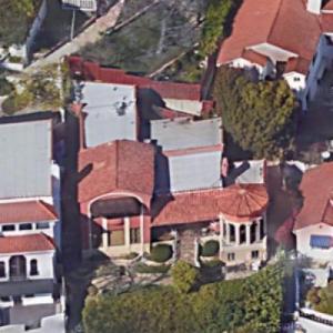 Eva Longoria's House (Former) (Google Maps)