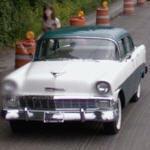 1956 Chevrolet 210 (StreetView)