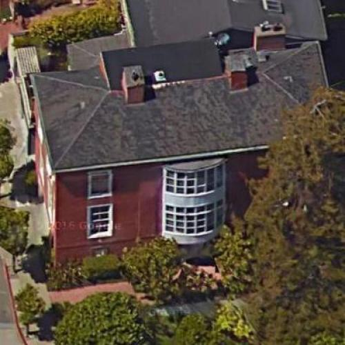 Nancy Pelosi's house (Google Maps)