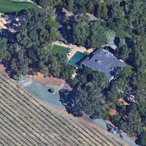 Nancy Pelosi's vineyard (Google Maps)