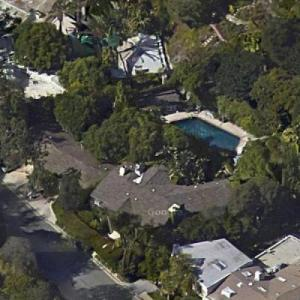John Landis' House (Google Maps)