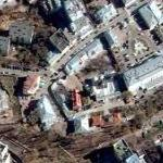 Moskovsky Town-church of Panteleimonsky Monastery (Google Maps)