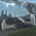 """Present Tense"" by Gerry Tonti (StreetView)"