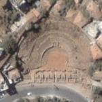 Theatre of Telmessos (Google Maps)