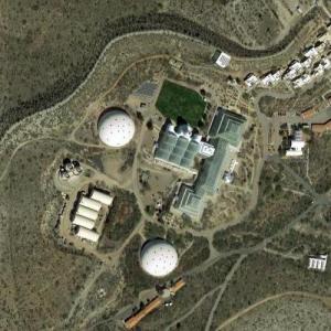 Biosphere 2 (Google Maps)