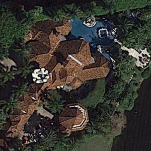 John J. Boswell's House (Google Maps)
