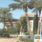Mirasol Country Club Gate