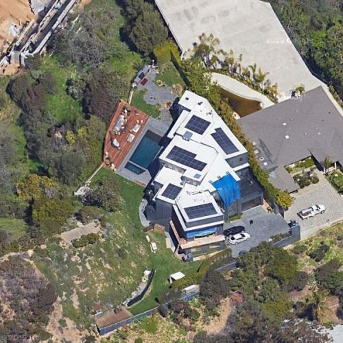 John Legend & Chrissy Teigen's House (Google Maps)