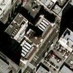 Herald Examiner Building Movie Set (Google Maps)