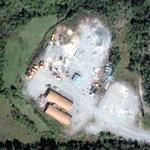 Abandoned Missile Silo (Google Maps)