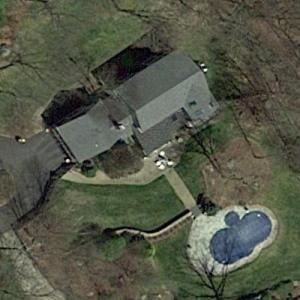 Lucie Arnaz's House (Google Maps)