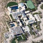Pierre Omidyar's House (Google Maps)