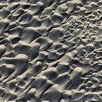 Taklamkan Desert's sand dunes
