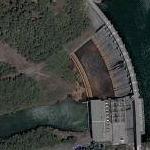 Allatoona Dam (Google Maps)