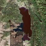 Flathead Lake (Google Maps)