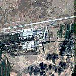 Manas International Airport (Google Maps)