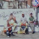 Workers Take a Lunch Break (StreetView)