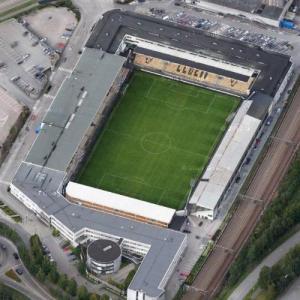 Åråsen Stadion (Google Maps)