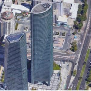 Torre Espacio (Space Tower) (Google Maps)