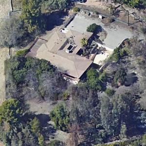 Kim Kardashian & Kanye West's Property (Google Maps)