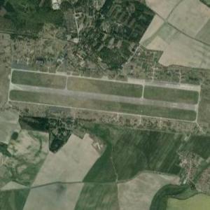 Former Soviet Air Base-Milovice (Google Maps)