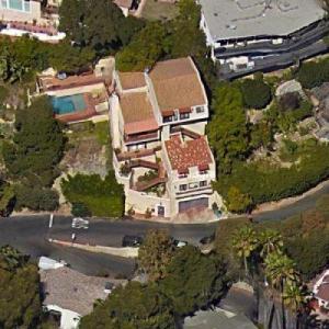 Shane West's House (Former) (Google Maps)